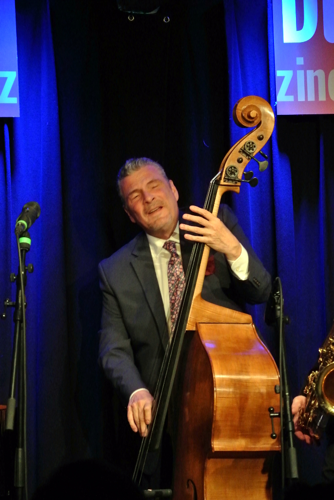 The Power Swing Quartet: Martin Pizzarelli