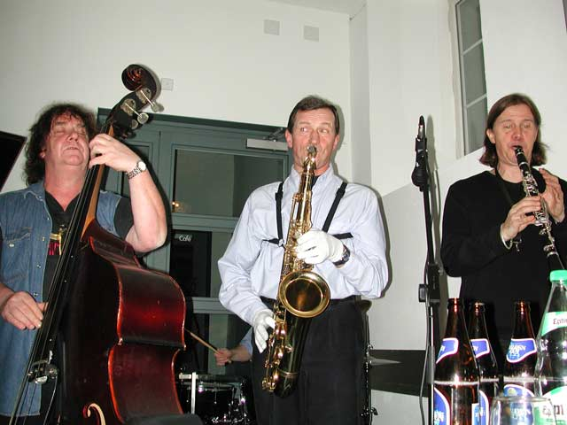 The G.K. Jazz Unit: George Kozel | Richard Lipiec | Bruce Roberts