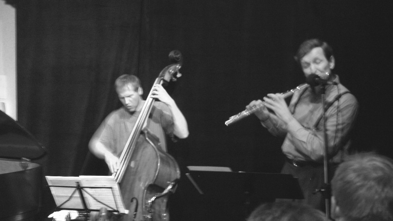 Richard Lipiec Trio: Peter Leuzinger | Richard Lipiec