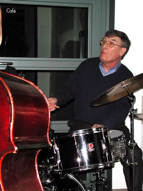 The G.K. Jazz Unit: Eamonn OMalley